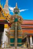 Grand palace Guardian, Bangkok Stock Photos