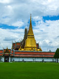 Grand Palace. The major tourism attraction in Bangkok, Thailand Stock Images