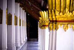 Grand Palace Part Royalty Free Stock Photos