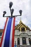 The grand palace. Royal Palace in Bangkok, Thailand royalty free stock photos