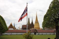 Grand Palace 2. Royal Thai Grand Palace, a must-visit tourist attraction in Bangkok, Thailand Stock Image