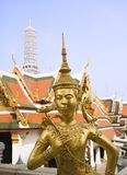 Grand Palace Statue Stock Photo