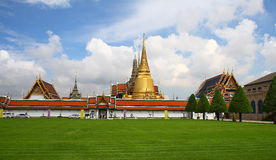 Grand Palace statue. Royalty Free Stock Photos