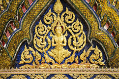 Grand Palace Temple Detail Bangkok Thailand Royalty Free Stock Photos