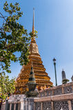 Grand Palace Temple Spire Stock Photos
