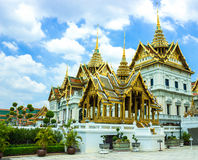 Grand palace Thai Stock Photography