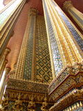 Grand Palace, Thailand. Detailed architecture of the Grand Palace, Thailand Stock Photography