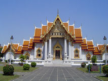 Grand Palace - Thailand. View of the Grand Palace Royalty Free Stock Images