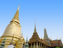 Grand Palace - Thailand Stock Photo