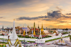 Grand Palace of Thailand Royalty Free Stock Images
