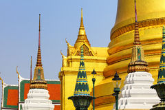 The Grand Palace in Thailand Stock Photography