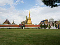 Grand Palace. View Bangkok Thailand Stock Photos