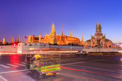 Grand Palace or Wat Phra Kaeo Stock Images