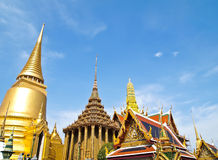 Grand Palace Wat Phra Kaew in Bangkok, Thailand Royalty Free Stock Image