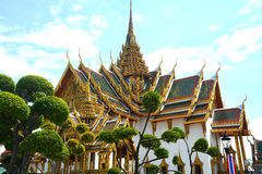 Grand Palace Royalty Free Stock Photography