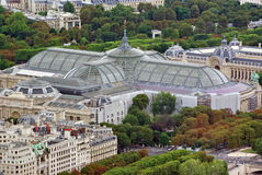 Grand Palais Stock Photography