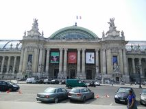 Grand palais Photographie stock