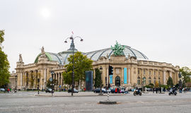 The Grand Palais des Champs-Elysees. Paris, France stock photos