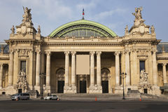 Grand Palais in Paris. Stock Photography