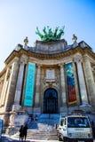Grand  Palais in Paris. Grand Palais building museum in Paris, France Royalty Free Stock Photos