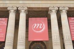 Grand Palais in Paris Royalty Free Stock Photos
