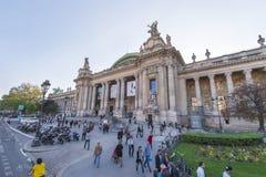 Grand Palais Stock Photo