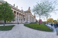 Grand Palais Royalty Free Stock Images