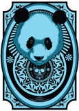 Grand panda illustration de vecteur