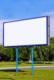 Grand panneau Photographie stock libre de droits