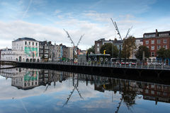 Grand Parade in Cork Royalty Free Stock Image