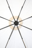 Grand parapluie Photos stock