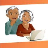 Grand Parents Royalty Free Stock Photos