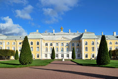 Grand Peterhof Palace Royalty Free Stock Photos