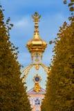 The Grand Peterhof Palace Stock Photo