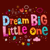 Grand petit le rêveur illustration libre de droits