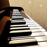 Grand piano Royalty Free Stock Photos