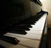 Grand piano Stock Image