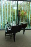 Grand piano Stock Photography