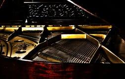 Grand Piano Royalty Free Stock Image