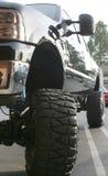 Grand pied Photographie stock libre de droits