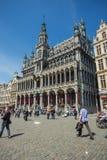 Grand-Place à Bruxelles photographie stock libre de droits