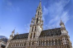 Grand Place Imagen de archivo