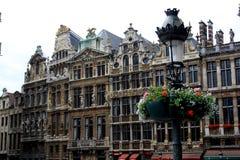 Grand Place 2 Foto de Stock Royalty Free
