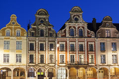 Grand Place in Arras Stock Photography