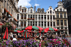 Grand Place, Brussels Royalty Free Stock Photo