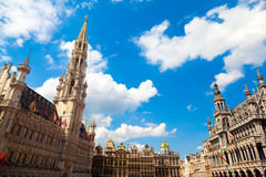 Grand Place, Brussels. Grand Place in Brussels, Belgium royalty free stock photography