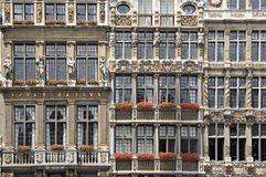 Grand-Place in Brussels Stock Photography