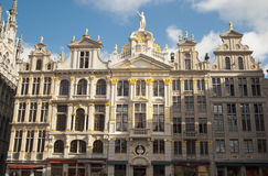 Grand Place of Brussels Stock Photography
