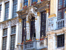 Grand Place In Brussels Royalty Free Stock Photo
