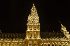Grand Place Stock Image